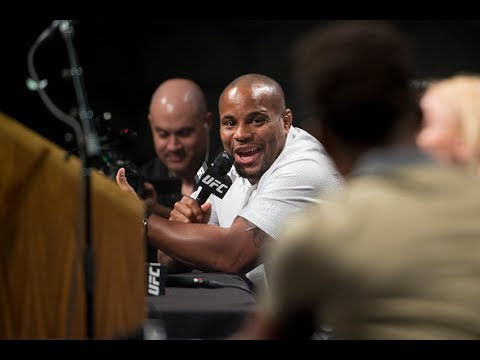 UFC 214: Pre-fight Press Conference