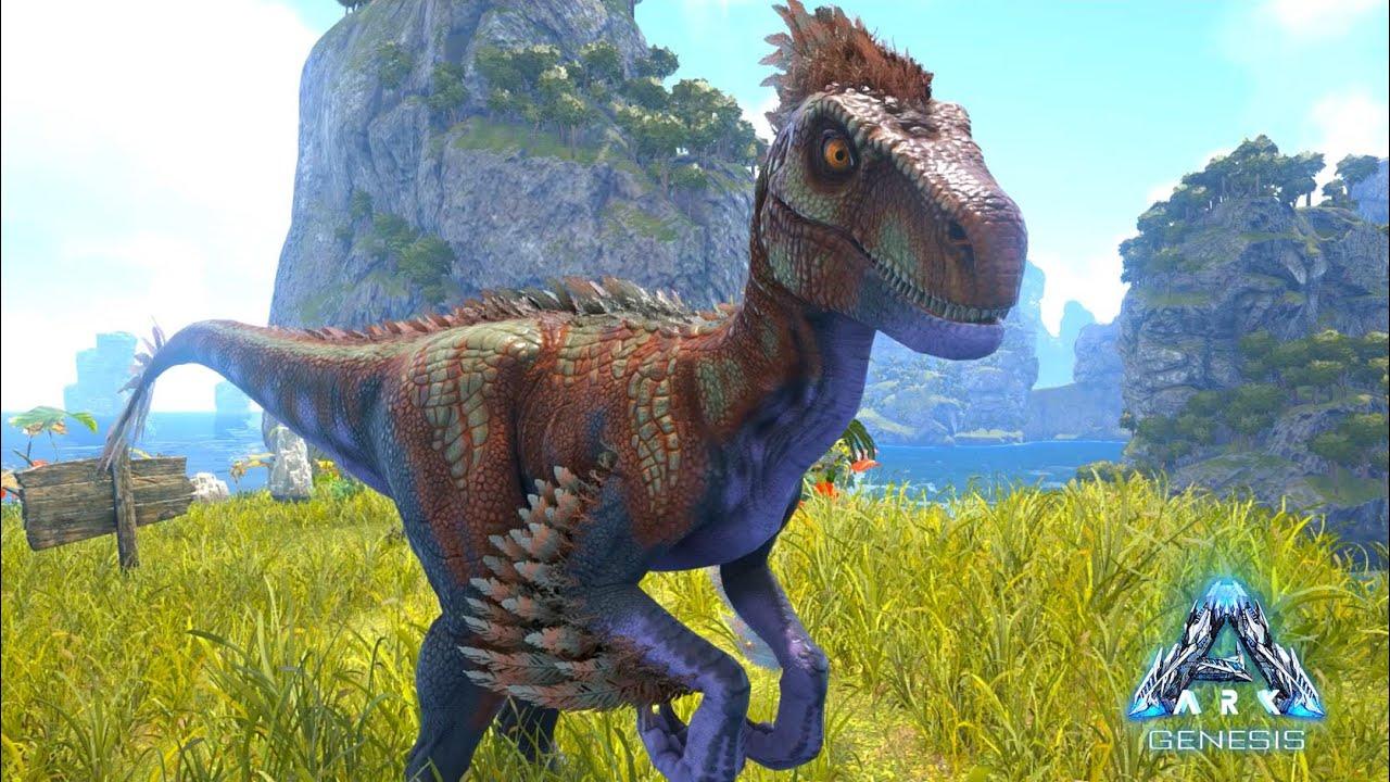 Ark ジェネシス 恐竜 【ARK】ジェネシス攻略|序盤の拠点作りにおすすめの場所と進め方
