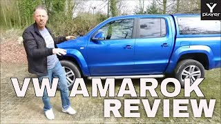 Is the VW Amarok a pickup truck or just a poor excuse?