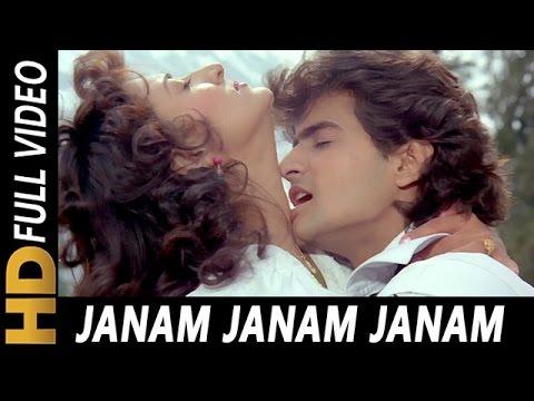 Janam Janam Janam   Kumar Sanu, Asha Bhosle   Virodhi 1992 Songs   Arman Kohli