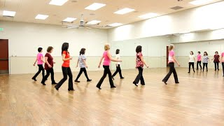 Marching Home - Line Dance (Dance & Teach in English & 中文)