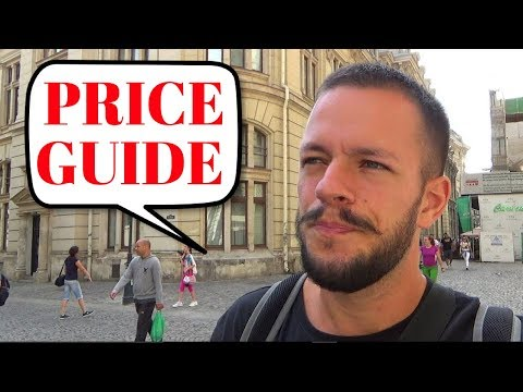 HOW EXPENSIVE IS BUCHAREST? ROMANIA - PRICE GUIDE