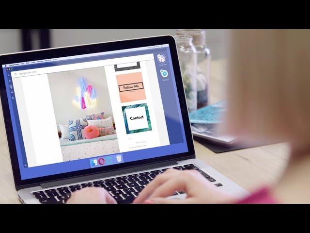 Видео обзор Opera Neon