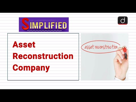 Asset Reconstruction Company - Simplified