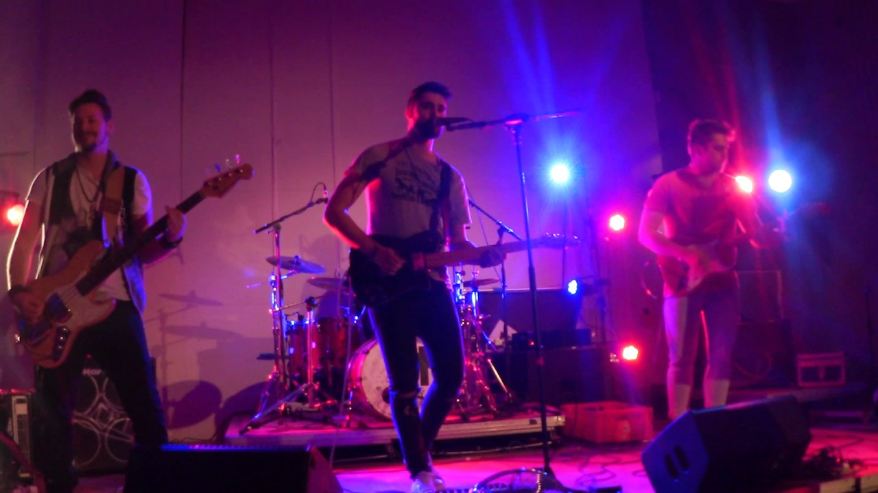 Rivers And Trees Im Haus Der Jugend Heidelberg Live Am 01 04 2017