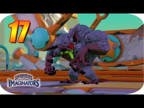 skylanders-imaginators---gameplay-español---capitulo-17---parque-de-atracciones-abandonado