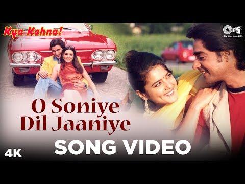 O Soniye Dil Jaaniye Song Video - Kya Kehna | Saif, Preity & Chandrachur | Alka, Kumar, Sonu