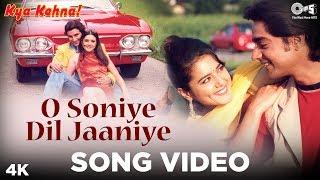 O Soniye Dil Jaaniye Song Kya Kehna | Saif, Preity & Chandrachur | Alka, Kumar, Sonu
