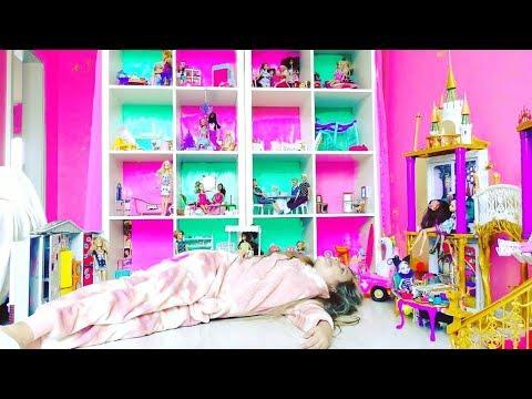 САМЫЙ  ОГРОМНЫЙ  ДОМ для БАРБИ !! 💖  Barbie dream house .Видео для детей. - Поиск видео на компьютер, мобильный, android, ios