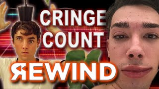 YouTube Rewind 2019 but the cringe is counted