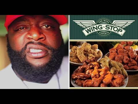 Wannabe Rapper STICKS UP Rick Ross's Wing Stop To GET HIS ATTENTION?!?!