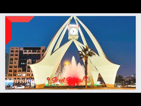 How And When Was The Time Dubai Started It All   Deira Clock Tower   Dubai   🇦🇪😊