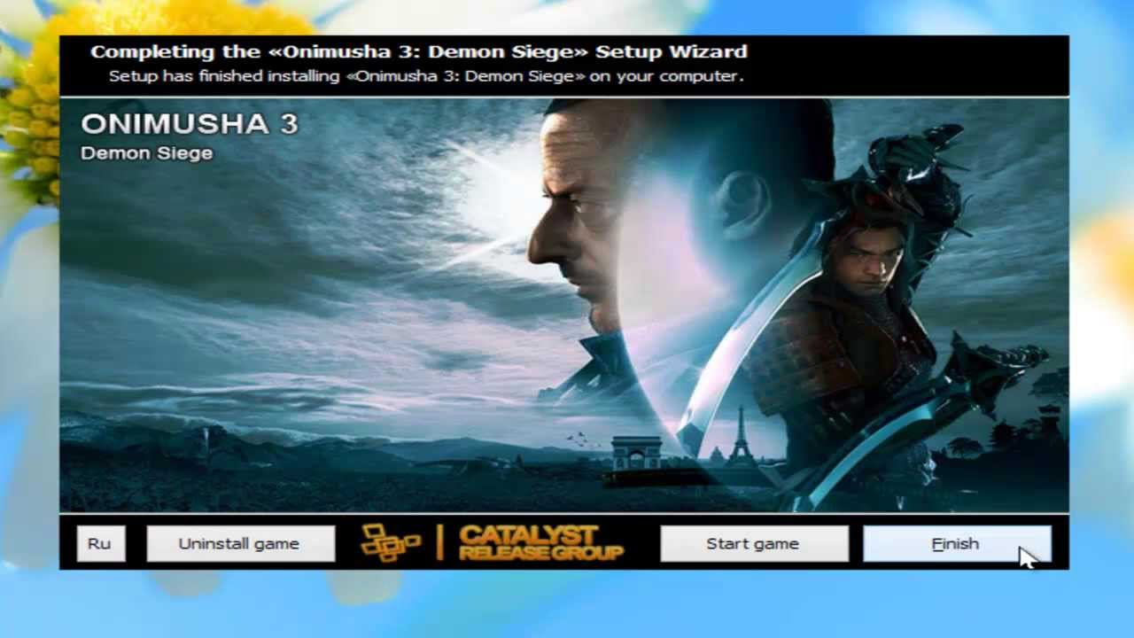 Onimusha 3: demon siege game mod onimusha enhanced v. 0. 1.