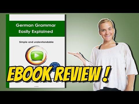 E-Book Review: The BEST German Grammar Resource - A1-B2