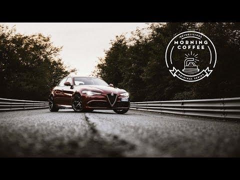 The Alfa Romeo Giulia Quadrifoglio: A Study In Racing Genetics