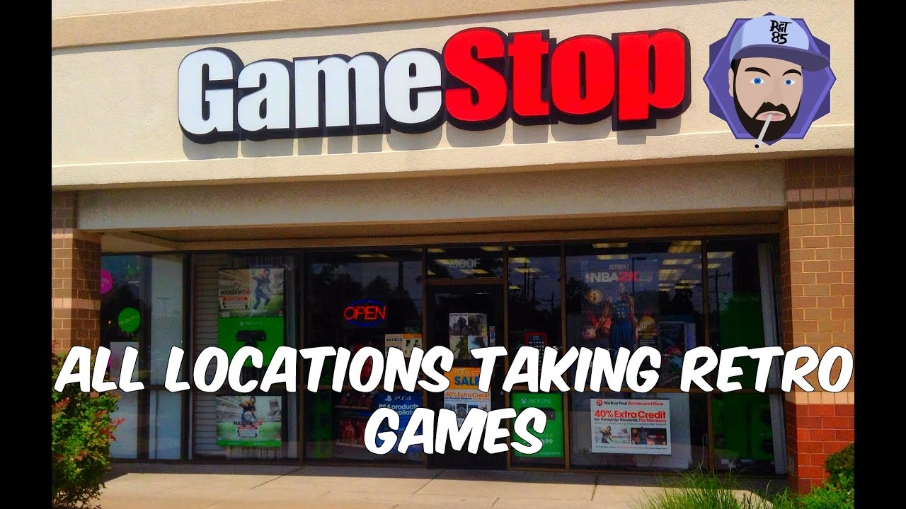 The Best Gamestop Locations Pictures