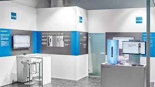 E-LINE by DIRAK Data Centre World 2015 Frankfurt