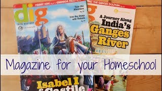 DIG into History | Magazine for Kids
