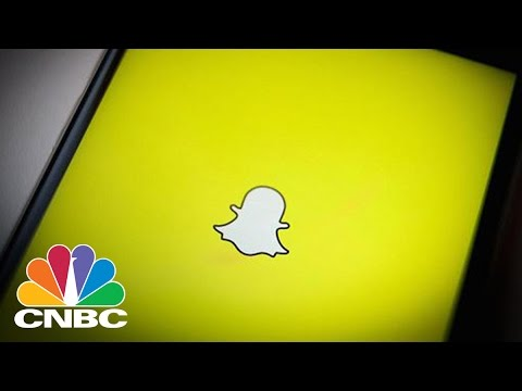 Breakdown Of Snapchat's Valuation | Power Lunch | CNBC
