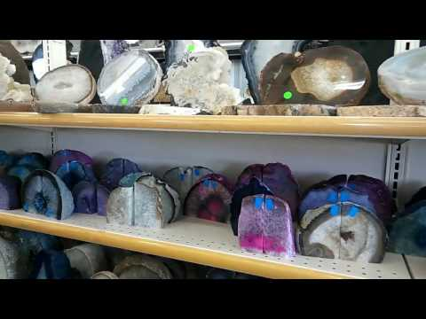 2017 Quartzsite Arizona Gem & Mineral Show