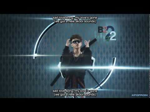 Beast - Bad Girl MV Eng Sub & Romanization Lyrics
