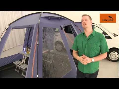 Easy Camp Daytona - Pitching Video   Doovi