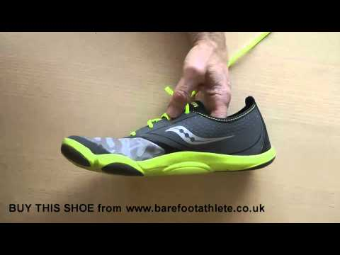 Review of Saucony Hattori LC Barefoot Running Shoe