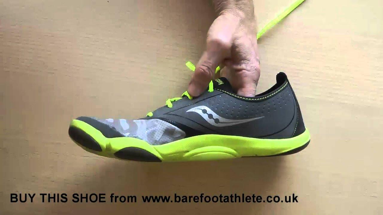 Saucony Hattori Lc Barefoot Running Shoe