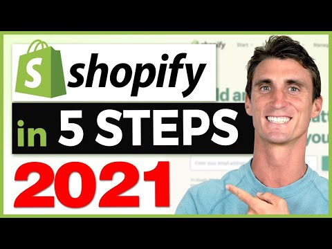 5 Steps to Selling On Shopify - 동영상