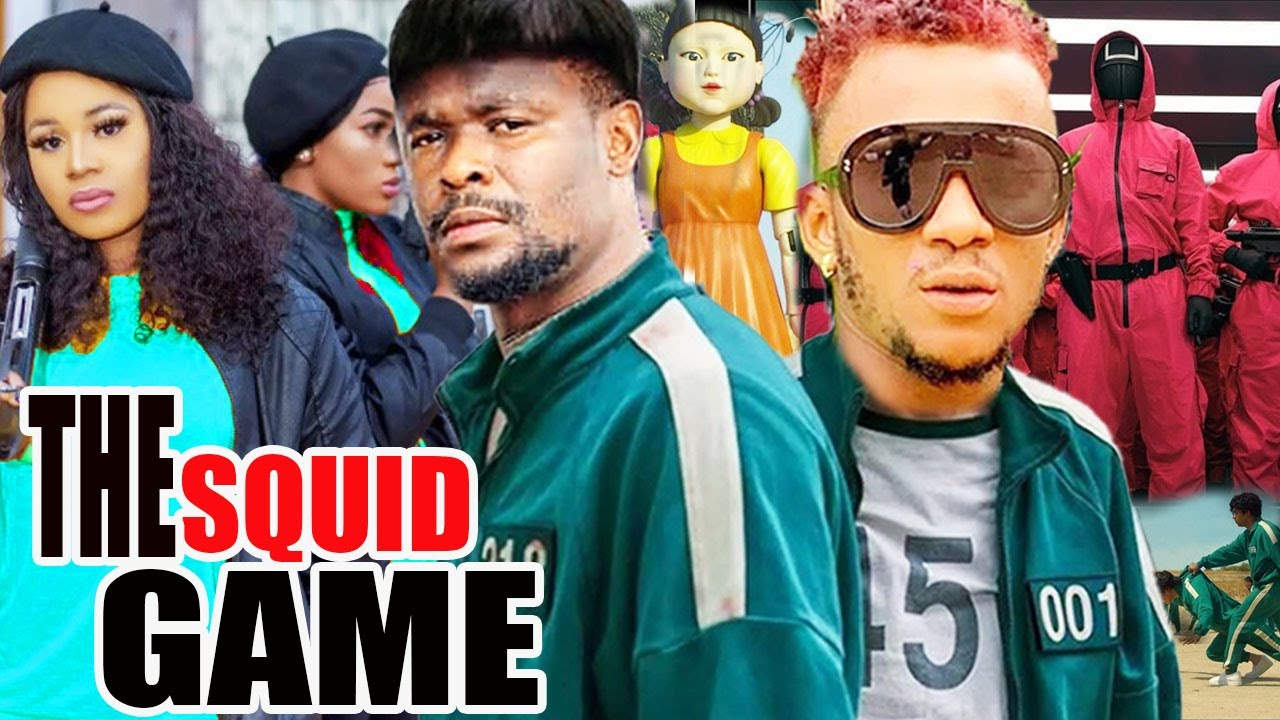 Download The Squid Game  Full Movie - (New Movies) Zubby Michael & tc virus 2021 Latest Nollywood Movies 2021