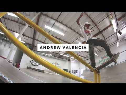 Andrew Valencia and Friends   TransWorld SKATEboarding