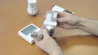 Обзор термостата R-Tronic Oventrop
