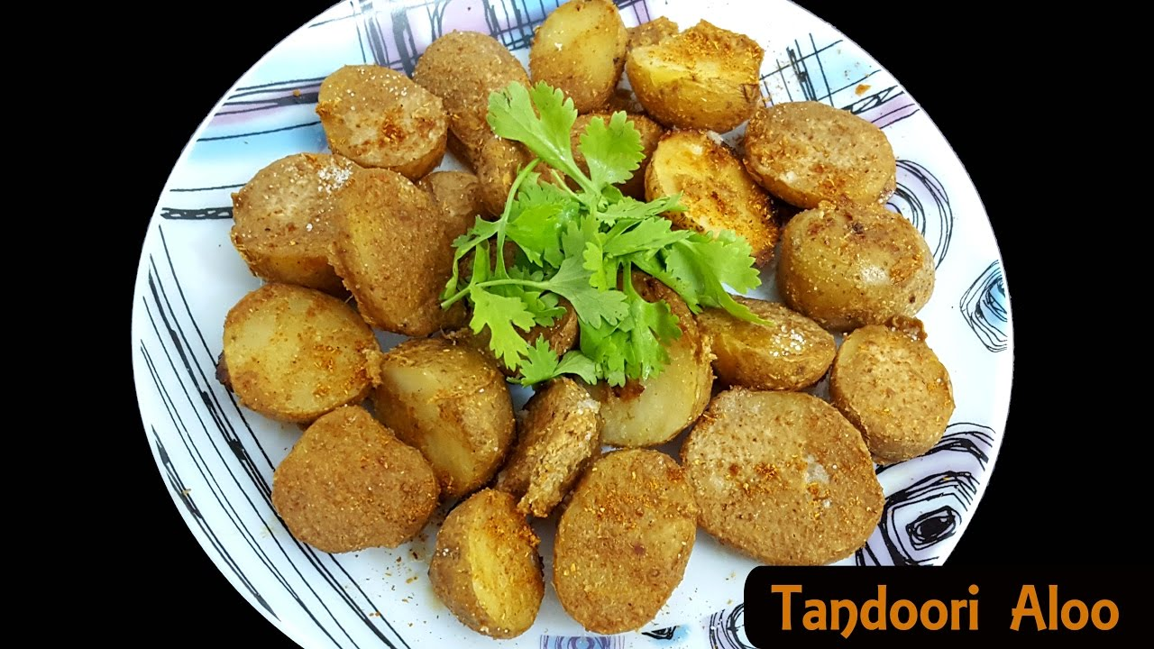 Image result for tandoori aloo tikka recipe