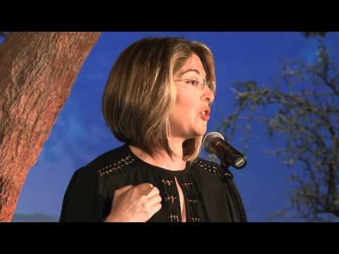 Author/Activist Naomi Klein Receives Rainforest Action Network Challenging-Business-As-Usual Award