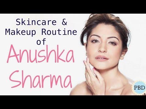 ANUSHKA SHARMA'S SKIN,HAIR,BODY AND MAKEUP SECRETS!