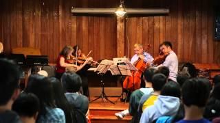 """Tema con Variazioni"". Andante Sostenuto (E major) by Felix Mendelssohn"
