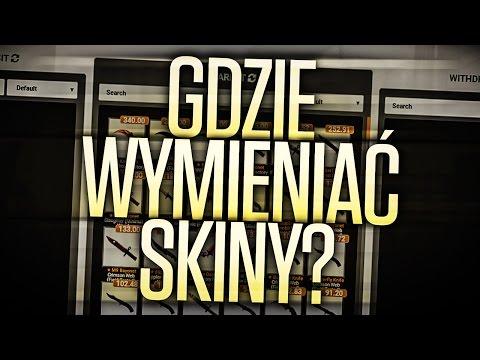 GDZIE WYMIENIAĆ SKINY? Prosta strona do wymian - Skinschanger.com (Poradnik pl)