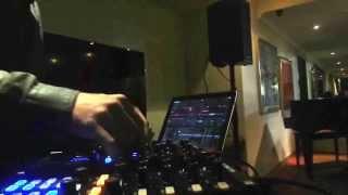 #Jeanson Mescia - Amatsu DJ & Boston DJ / Lounge Club Room, Lounge V.I.P. 22 Hotel Alba Caracas