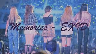 [VIETSUB] [1st JAPAN Album] Memories - EXID