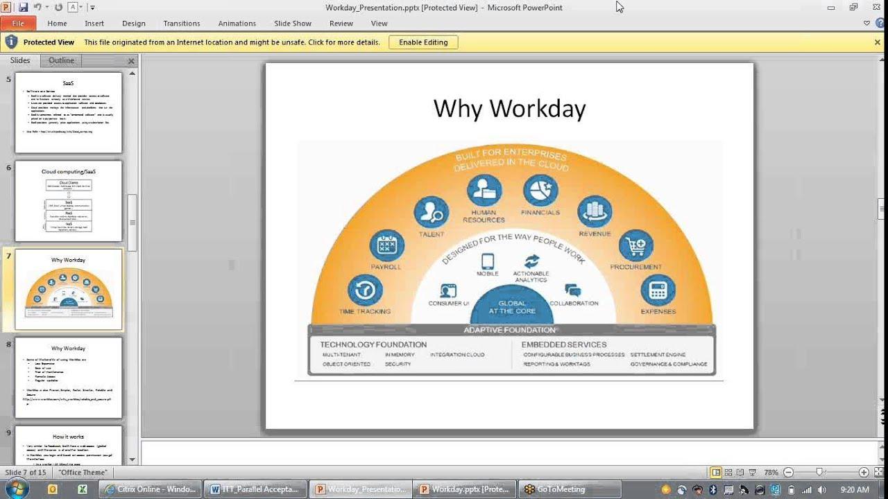 Workday HCM Training | Workday HCM Certification - Sulekha