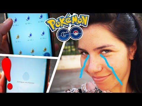 ABRO 10 HUEVOS A LA VEZ Y SALE MAL - Pokemon Go | SoninGame