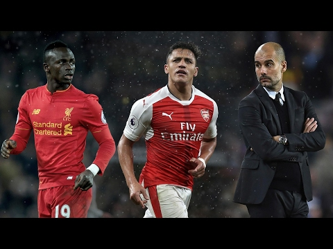 The race for Champions League football: Manchester City, Liverpool and Arsenal fight it out