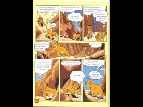 The Story Of Malka The Lion King Youtube
