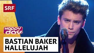 Bastian Baker mit Hallelujah - Happy Day