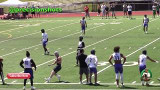 Battle In Seattle FSP Alumni vs. Woodinville Falcons 2017