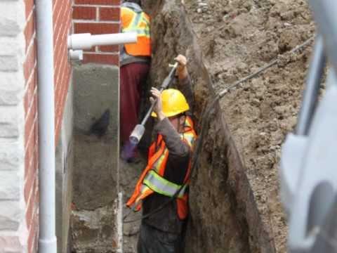 Hamilton   1-888-750-0848   Concrete Crack Repair Basement Foundation Epoxy Polyurethane Specialists