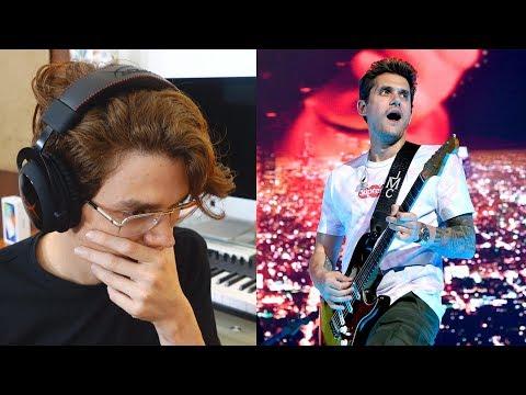 Reacciono A John Mayer Tocando Solos De Guitarra Eléctrica