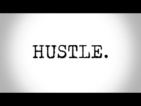 HUSTLE.  || Spoken Word Motivational Poetry