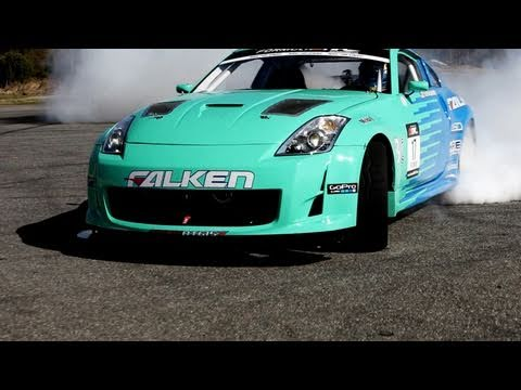 2011 Falken Formula Drift Test