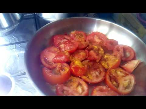 recette-rapide:tomates-aux-oeufs